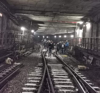 "Sindicatul de la metrou, catre ministrul Catalin Drula: ""Interese mafiote aveti dumneavoastra. Vreti sa dati oamenii afara, sa anulati trenuri, sa luati din bani"""