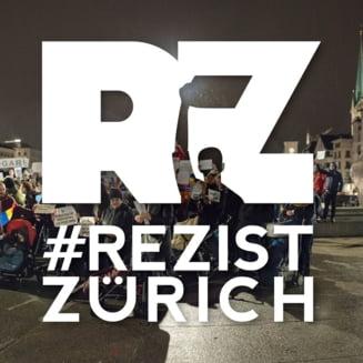 Sindicatul jurnalistilor din Elvetia a fost sesizat de Rezist Zurich: Presa critica e obstructionata de Puterea de la Bucuresti