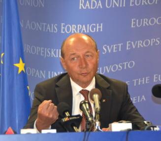 Sindromul bataii la Traian Basescu (Opinii)