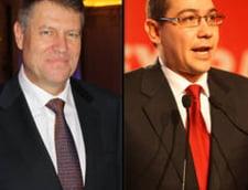 Singura sansa a lui Iohannis impotriva lui Ponta (Opinii)