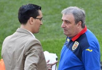 Singura varianta pe care Federatia Romana de Fotbal o are pentru postul de selectioner