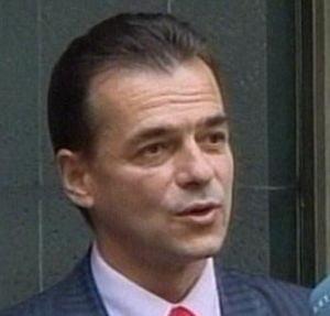 Singuratatea lui Ludovic Orban