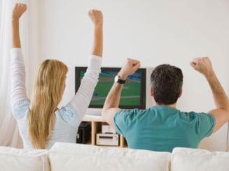 Singurele momente cand e benefic sa te uiti la TV - inima are de castigat