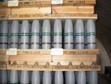 Siria: A inceput indepartarea armelor chimice
