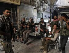 Siria: Armistitiu temporar intre Bashar al-Assad si trupele rebele