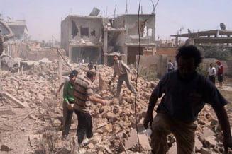 Siria: Crucea Rosie, alarmata de situatia civililor din Qusair