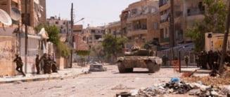 Siria: Franta a inceput sa le ofere ajutor si bani rebelilor