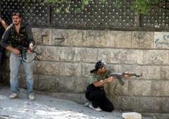 Siria: Inregistrari video cu atrocitatile comise de rebeli