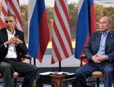 Siria: Jumatate dintre americani cred ca Putin s-a descurcat mai bine decat Obama