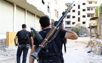 Siria: Opozitia preseaza pentru formarea unui guvern interimar