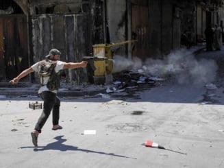 Siria: Rachetele rusesti ajung peste cateva luni, daca nu intervine Israelul