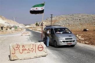 Siria: Rebelii ataca cu tancul o baza aeriana