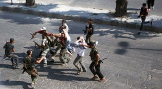 Siria: Rebelii au cucerit o baza aeriana de langa Alep