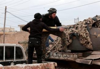 Siria: Regiunea care ar putea schimba soarta razboiului