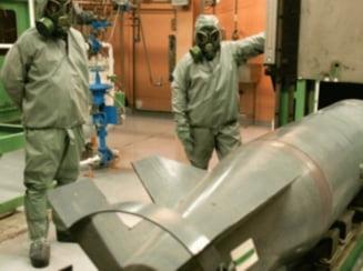 Siria: Rusia si Iranul il sfatuiesc pe Assad sa mute armele chimice la Teheran