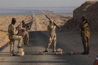 Siria: Statul Islamic a capturat un obiectiv strategic
