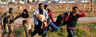 Siria: Turcia evacueaza un sat de la granita
