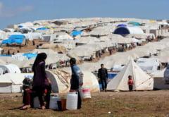 Siria, cea mai mare criza a refugiatilor din ultimele doua decenii - ONU