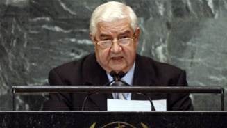 Siria, de acord cu punerea armelor chimice sub control international