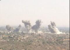 Siria, in clocot: Bilantul celei de-a patra zile de lupte