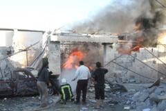 Siria, tara din care nu a mai ramas nimic - reportaj sfasietor din locul cu ruine, bombe si oameni nebuni