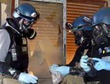 Siria a predat toate armele chimice