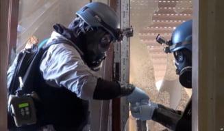 Siria recunoaste ca mai are patru unitati de producere a armelor chimice
