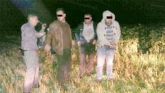Sirieni prinsi in timp ce incercau sa intre ilegal in tara. De nervi, au amenintat ca arunca Romania in aer!