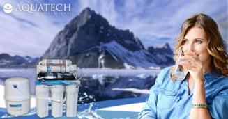 Sisteme filtrare apa - Filtre pentru apa potabila