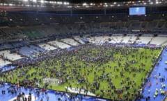 Sistemul de securitate de la Stade de France a cedat inainte de Franta-Romania