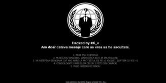 Site-ul Institutului de Medicina Legala a fost spart de hackeri