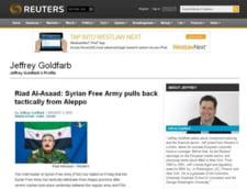 Site-ul Reuters, spart de hackeri care au pus stiri false