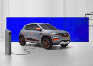 """Site-ul de precomenzi pentru modelul Dacia Spring s-a blocat: """"Cei care au platit de mai multe ori taxa de rezervare vor fi contactati"""""""