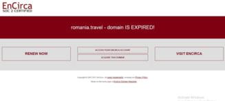Site-ul oficial de turism al Romaniei a fost inchis pentru neplata. Noul ministru vrea sa plateasca deblocarea din banii lui