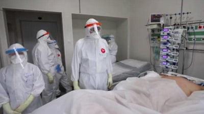 Situație gravă în spitale. Medicii spun că ne îndreptăm spre 5.000 de persoane infectate zilnic