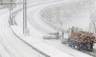 """Situatia din Europa, intre """"haos"""" si """"tragic"""" - Peste 300 de morti din cauza iernii (Video)"""