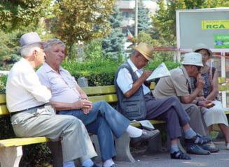 Situatia dramatica din sistemul de pensii romanesc, in date statistice