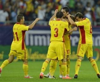 Situatia in grupa Romaniei din preliminariile Campionatului Mondial