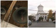 Situatie fara precedent la Ploiesti. O biserica din oras risca demolarea clopotnitei din cauza reclamatiilor unor vecini deranjati de zgomot. VIDEO