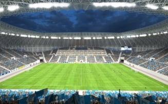 Situatie iesita din comun la Craiova: De ce sunt in intarziere lucrarile pentru stadionul de 50 de milioane de euro