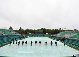 Situatie incredibila la Nottingham: Turneul de tenis risca sa fie anulat din cauza ploii!