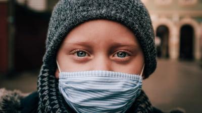 Situatie ingrijoratoare in Republica Moldova. A crescut numarul copiilor infectati cu coronavirus