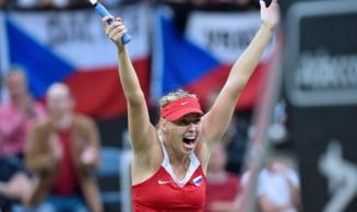 Situatie paradoxala pentru Maria Sharapova: Pe ce loc urca rusoaica in clasamentul WTA