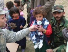 Situatie socanta: O fetita de opt ani a incercat sa comita un atentat sinucigas