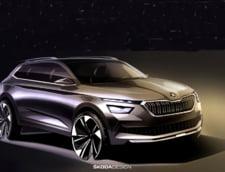 Skoda lanseaza un nou SUV: Iata cum arata cel mai nou model din gama producatorului ceh
