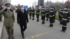 Slatina: Ziua Romaniei, sarbatorita in cadru restrans din cauza pandemiei. Fara public si parada militara