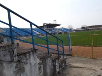 Slatina are nevoie de un stadion nou, modern...!