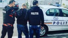 Slatinean urmarit international, prins de politisti in Craiova