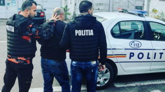 Slatinean urmarit international, prins de politisti in Craiova