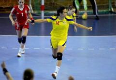 Slatineanca Bianca Bazaliu, golghetera Mondialului din Macedonia